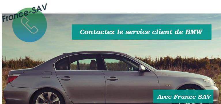 Aide pour contacter BMW